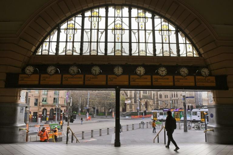 Australia limits citizens' return as Victoria cases reach record