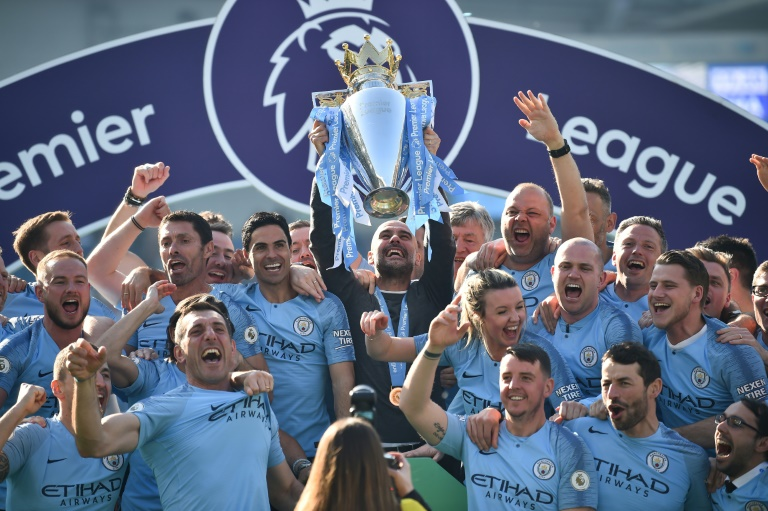 Manchester City's European competitions ban lifted