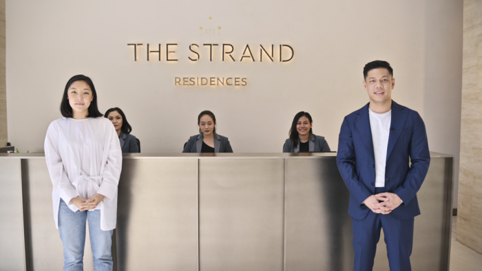 "One.Six Development Llaunches ""Story of THE STRAND"""