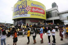 Rayong locals irate