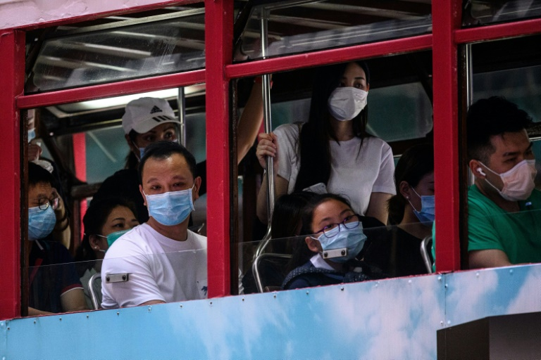 Hong Kong has made face masks compulsory on public transport as it battles a fresh coronavirus outbreak.