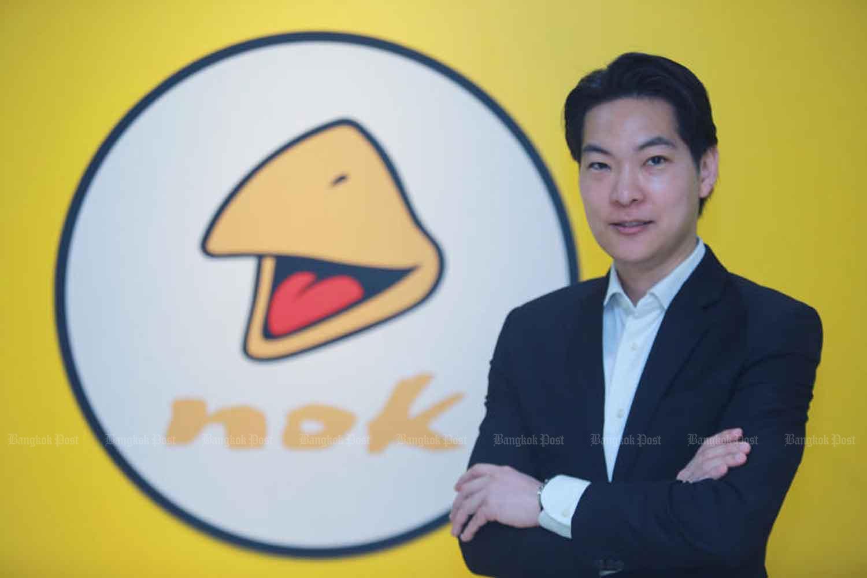 Nok Air chief executive Wutthiphum Jurangkool