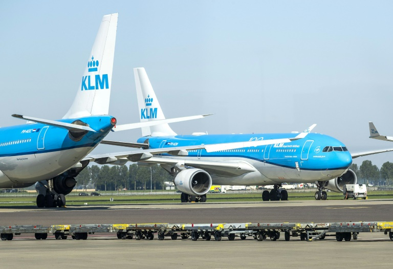 KLM turbulence forces up to 5,000 jobs on the line