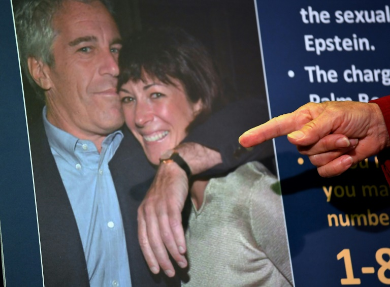 New documents released on Ghislaine Maxwell's dealings with Jeffrey Epstein