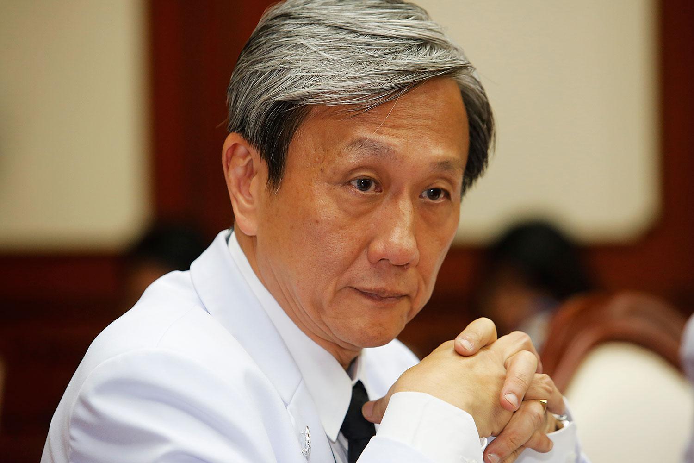 Prof Dr Prasit Watanapa