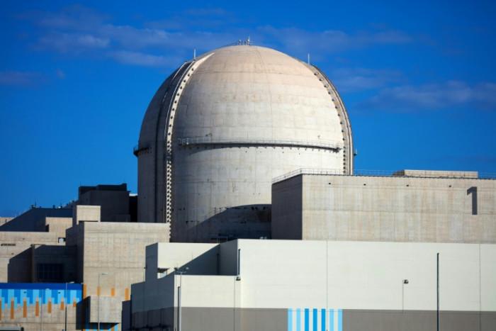 UAE starts up first Arab nuclear plant