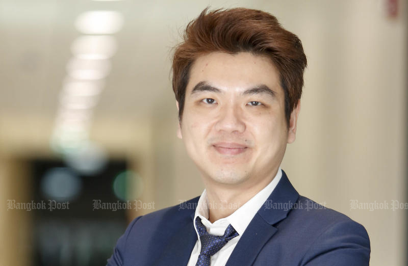 Progressive Movement key member Piyabutr Saengkanokkul. (Bangkok Post file photo)