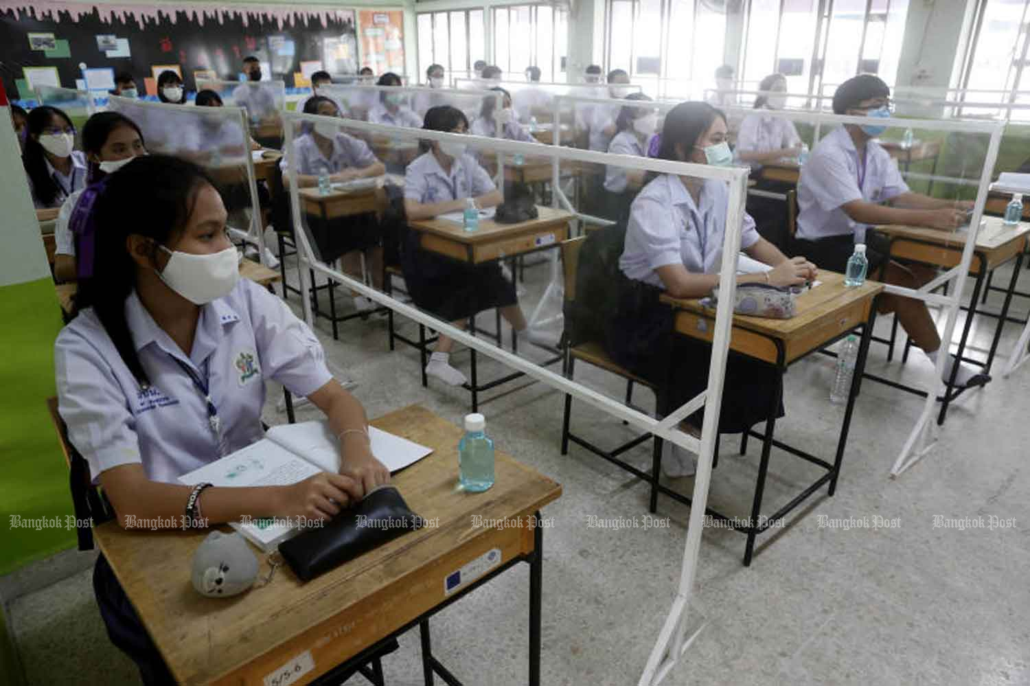 Education ministry to push for full school opening