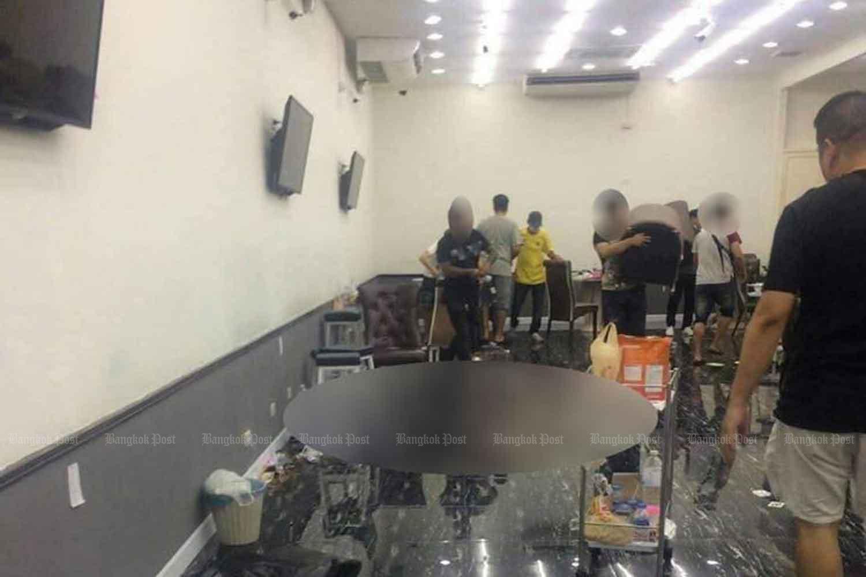 Police major among 4 shot dead in gambling den