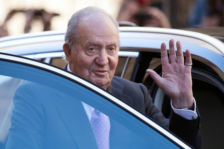 Spain's former king Juan Carlos abdicated in 2014.
