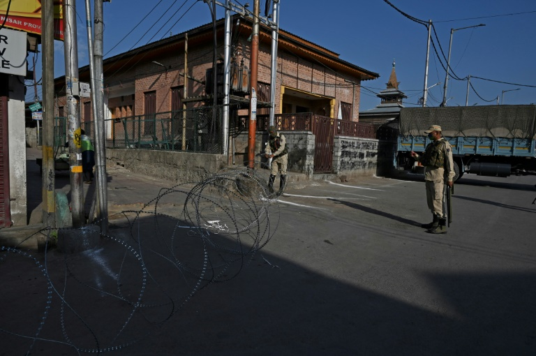 Authorities have imposed a curfew in Indian-administered Kashmir ahead of the one-year anniversity of the restive region being stripped of its autonomy.
