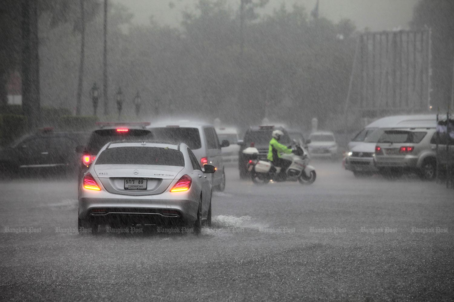 More rain os needed & more is coming. (Bangkok Post file photo)