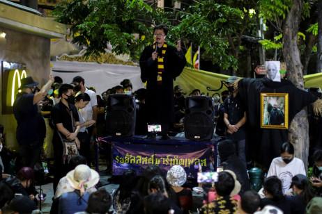 Protest-linked arrests