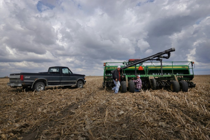 Despite agreement, China purchase of US agriculture lags