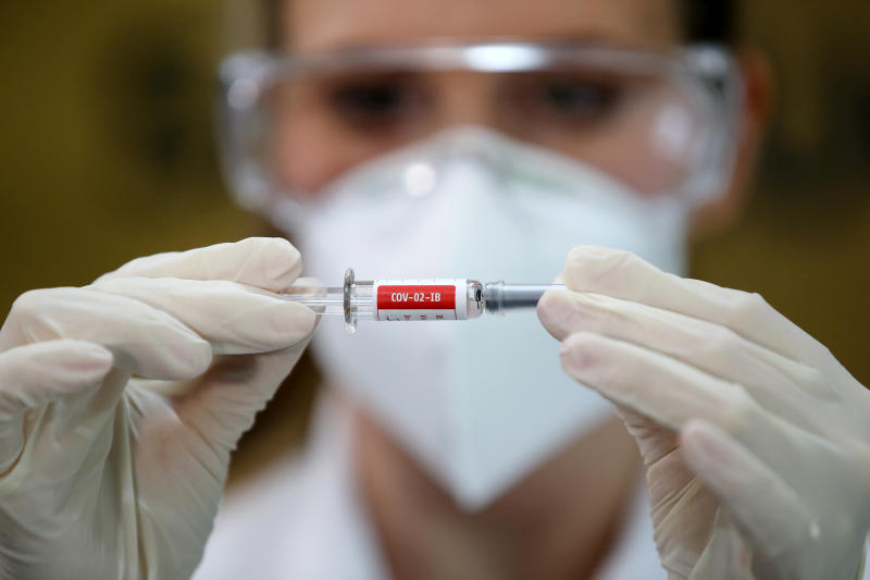 United States  government strikes deal with Moderna for 100M coronavirus vaccine doses
