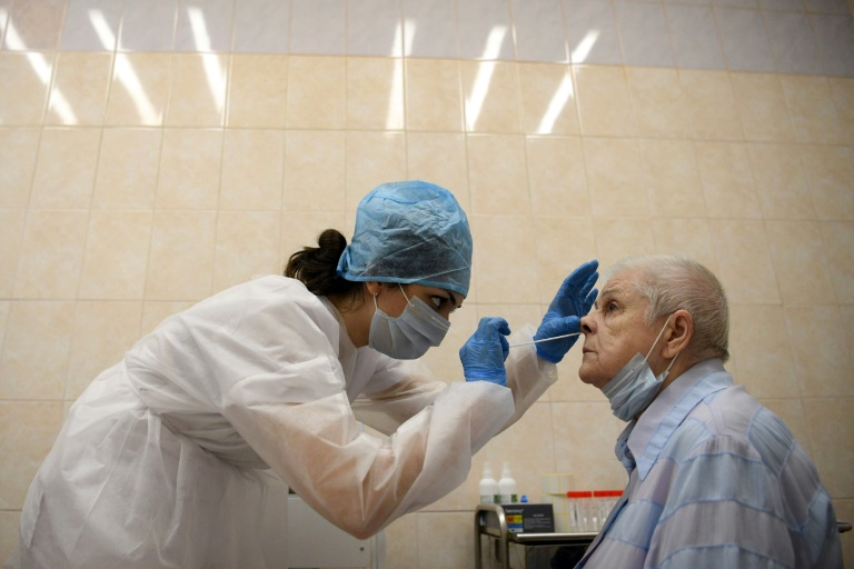 With more than 897,000 confirmed infections, Russia's coronavirus caseload is currently fourth in the world.