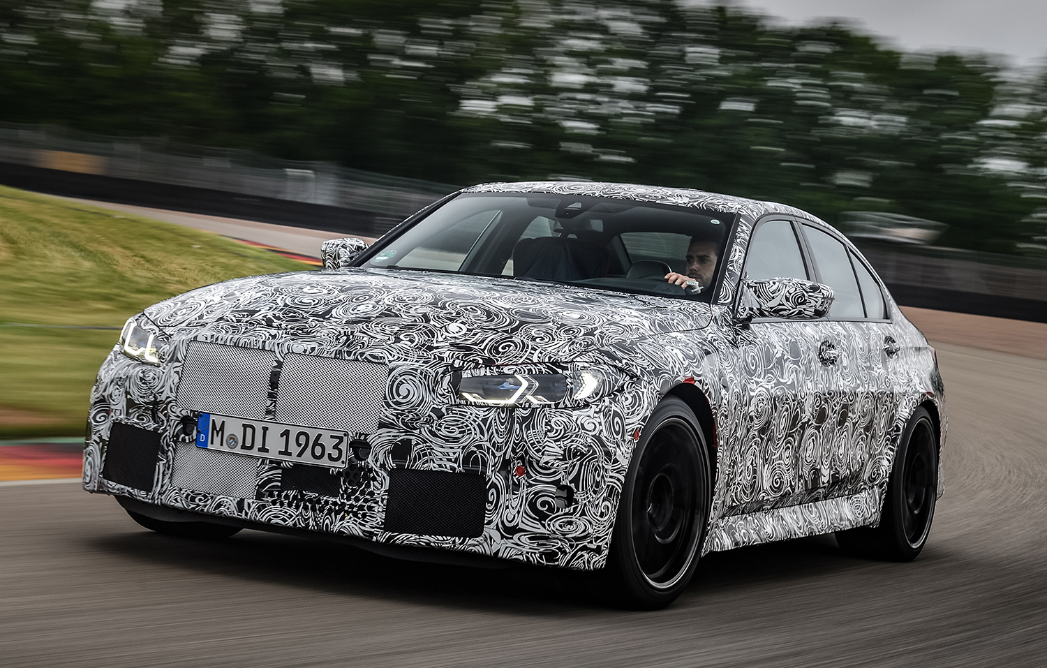 BMW M3 Touring confirmed