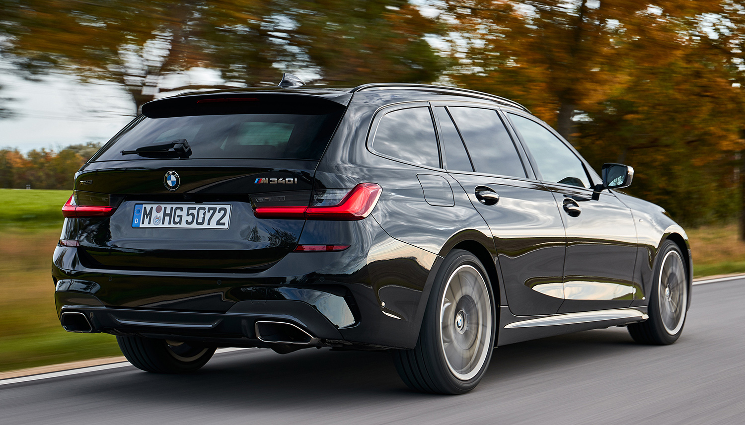 BMW Begins Development of M3 Touring... due in 2022