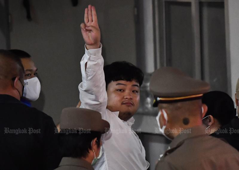 Student leader arrested ahead of rally