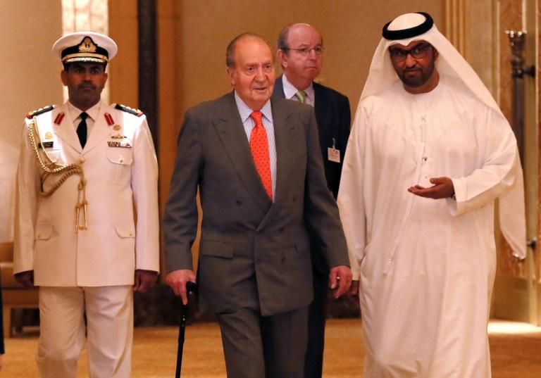 Ex-Spanish king flees to United Arab Emirates amid scandal