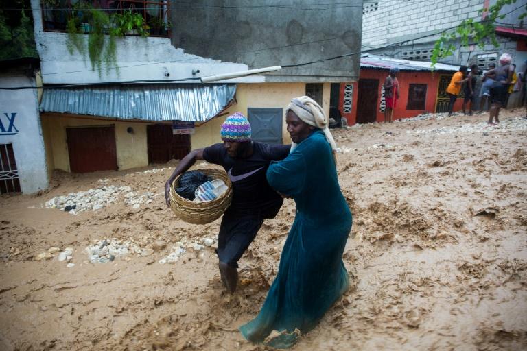 Heavy rain, floods: Dominican Republic and Haiti affected