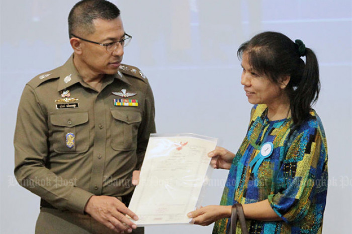 Suwat to succeed Chakthip as police chief