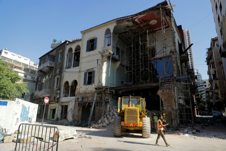 The August 4 explosion killed more than 180 people, wounded thousands and laid waste to some of the capital's most picturesque streets
