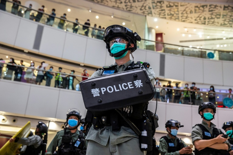 China's security law a 'serious risk' to Hong Kong's freedoms: UN experts