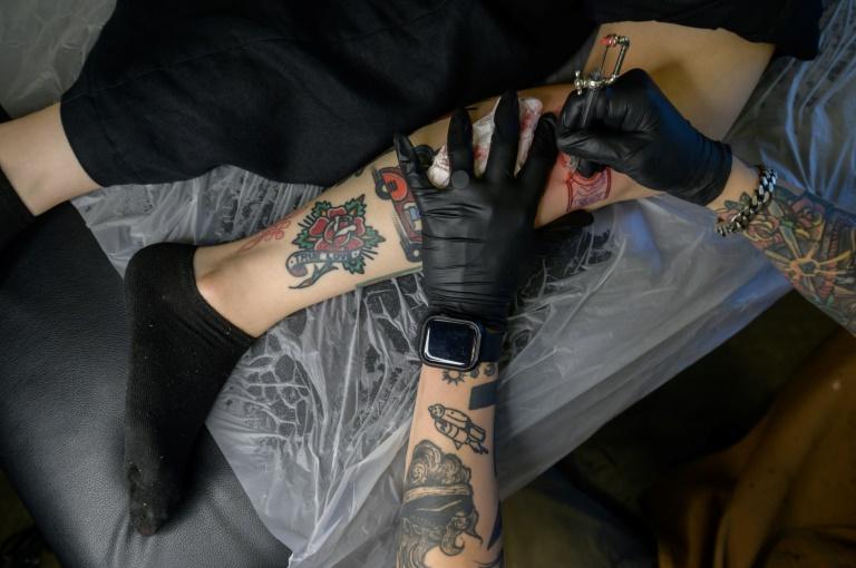 South Korea's tattoo artists seek legalisation