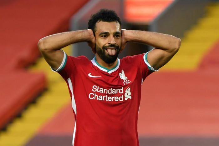 Salah hat-trick saves Liverpool as Premier League returns