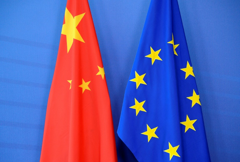 European Union  presses China on market access, human rights during virtual summit