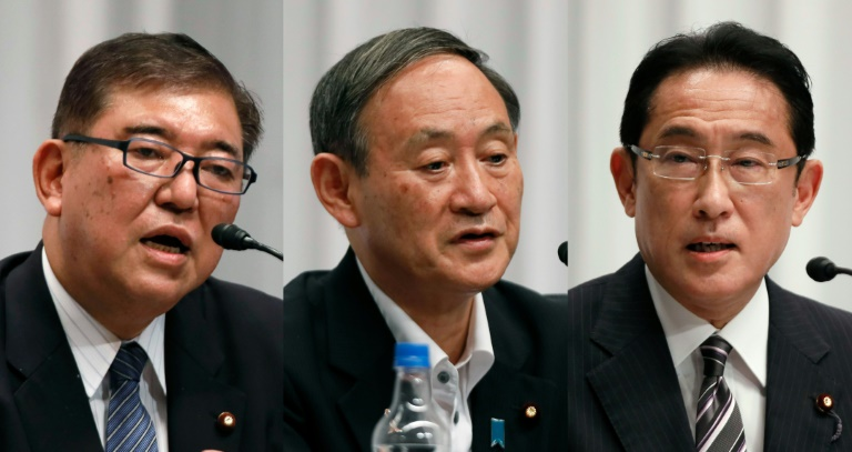 How Yoshihide Suga defied the odds to become Shinzo Abe's heir apparent