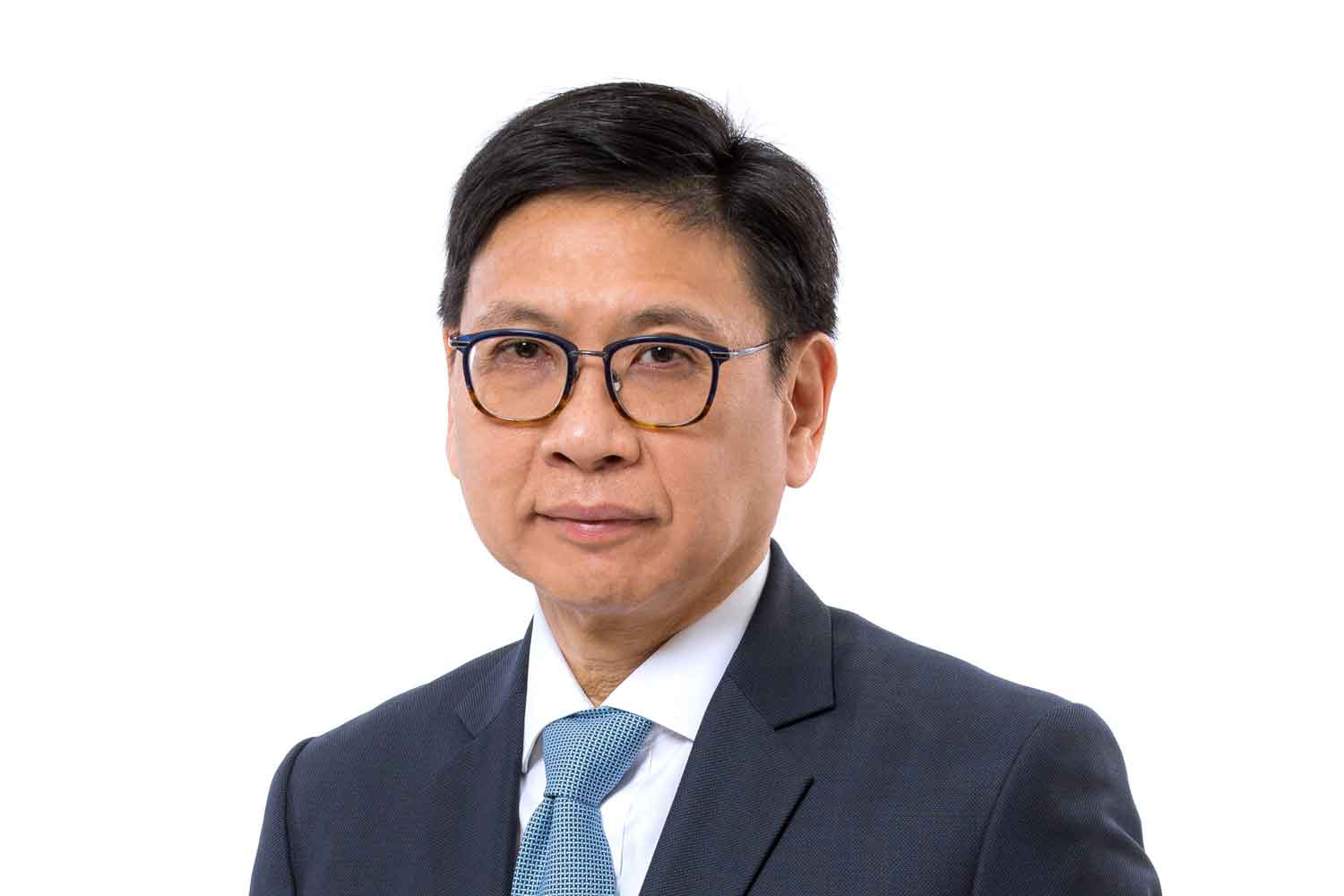 Kulit Sombatsiri, permanent secretary for energy