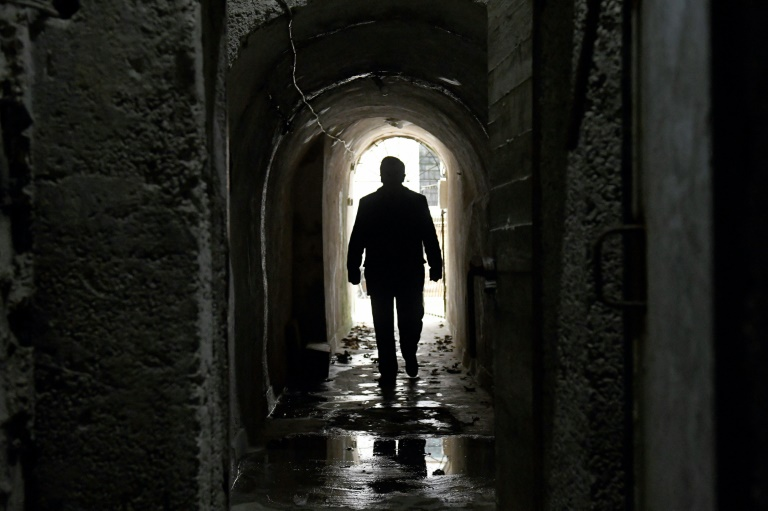 Gjirokastra's 1,500-metre tunnel network, built to house Albania's military command in case of a foreign assault, was rediscovered after the fall of communism in the 1990s