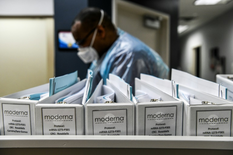 Moderna's COVID vaccine expected to be ready by end of year