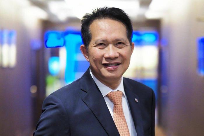 FTI chairman says economy's worst is past