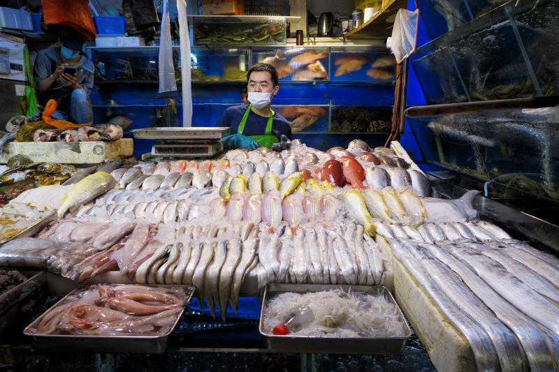 Indonesia halts exports from seafood producer after virus tests