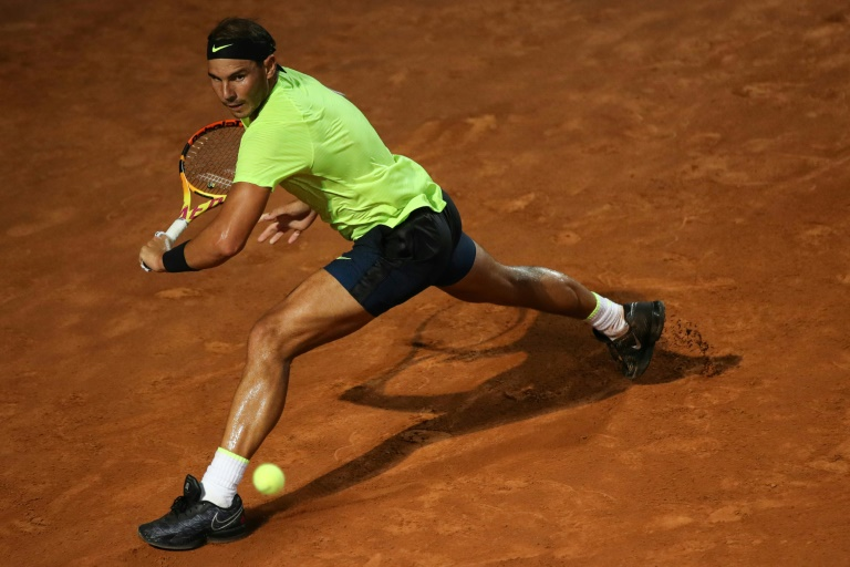 I Know How To Fix It Nadal Stunned In Rome Before French Open Title Defence