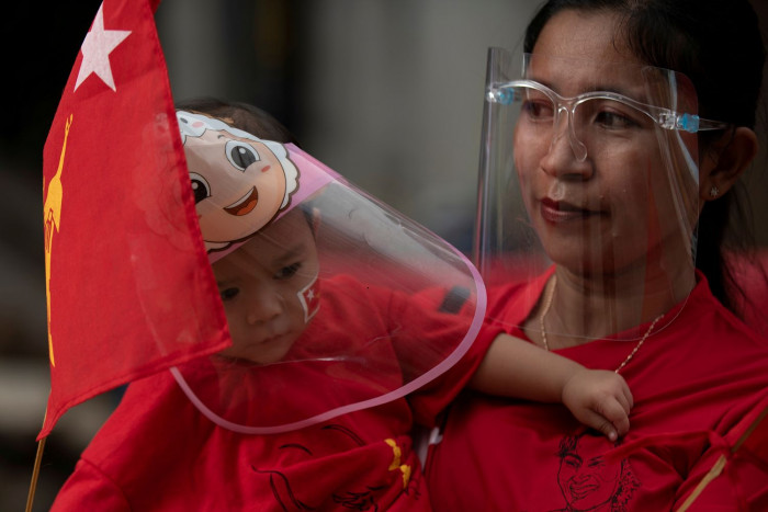 Myanmar rejects calls to postpone election