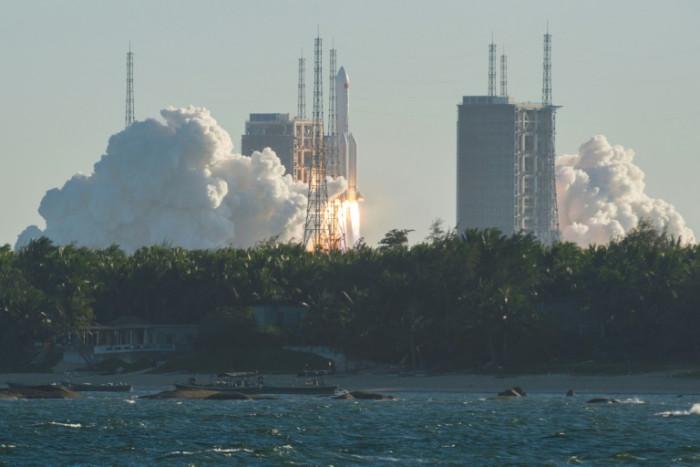NASA chief warns Congress about Chinese space station - Bangkok Post