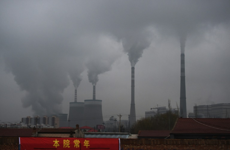 China burns about half the coal used globally each year.