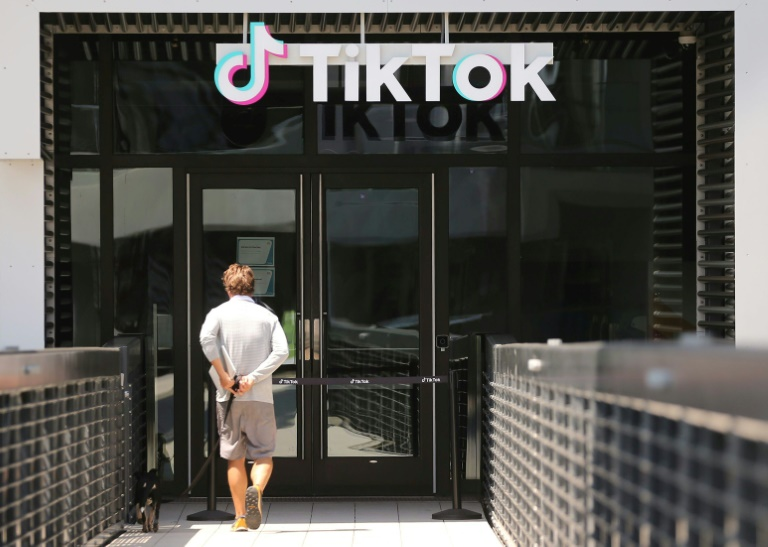 TikTok creators fail to block U.S. government's impending app ban