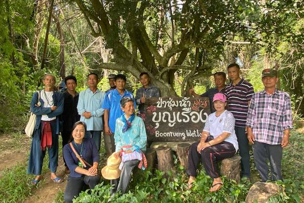 With social media and academia, villagers save ancestral forest