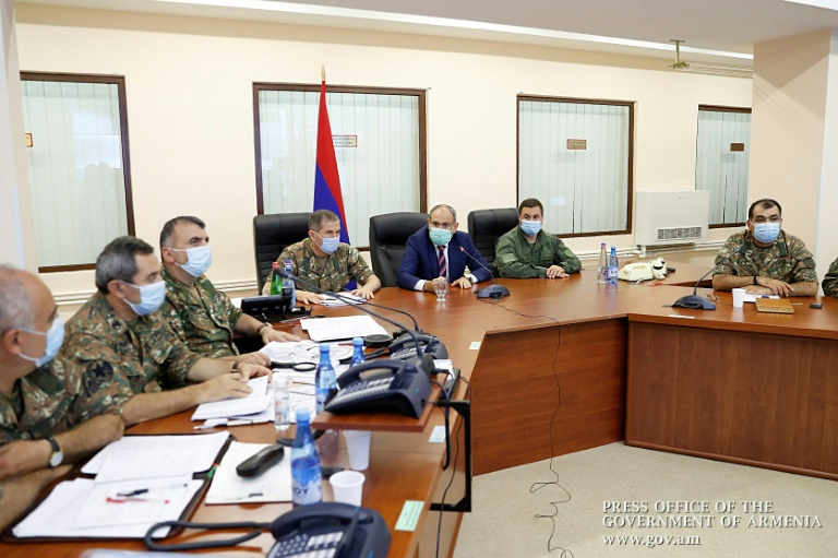 Armenian separatists battle Azerbaijan offensive in Karabakh