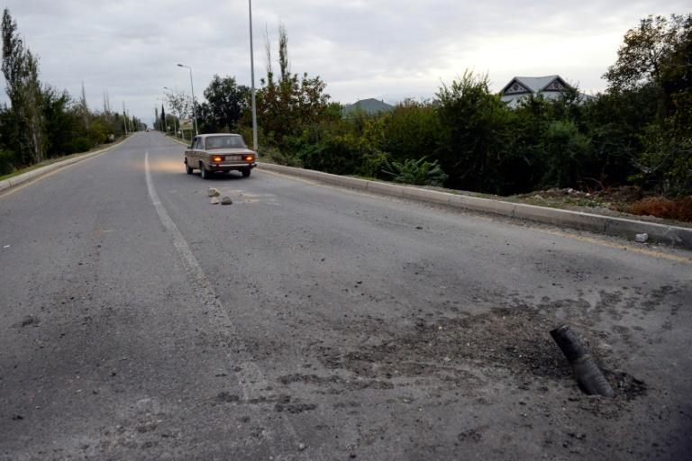 Heavy losses claimed as Armenia-Azerbaijan fighting rages