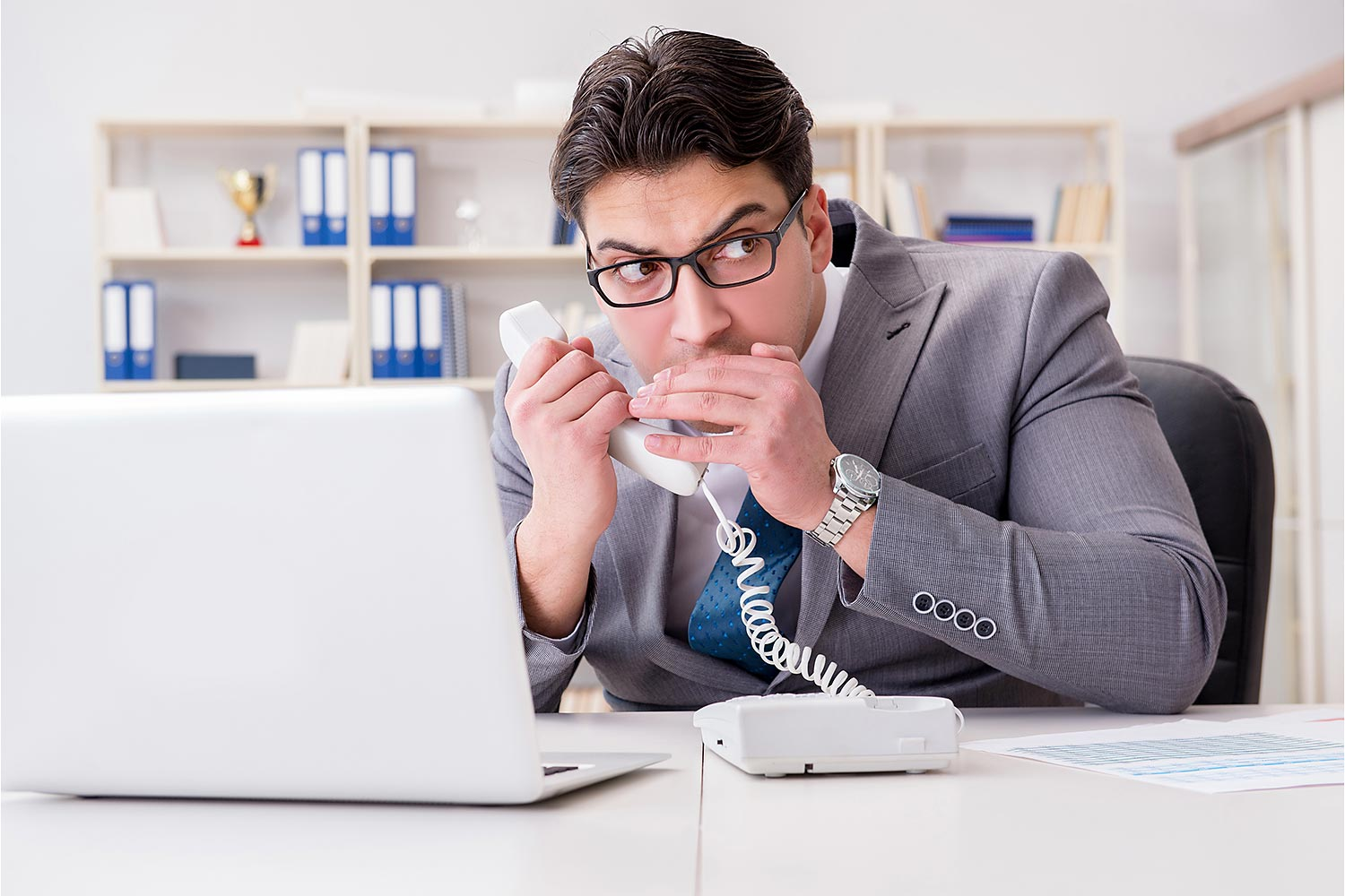 Sending work-related information to personal email account: a fast track to the firing-line