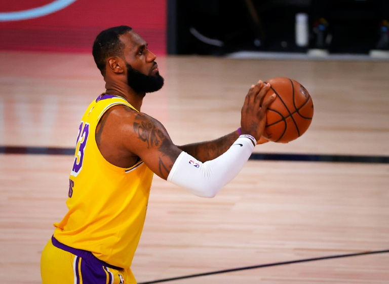 LeBron says 'bubble' season the toughest challenge of career