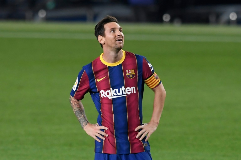 Messi says he wants to 'put an end' to Barcelona feuding