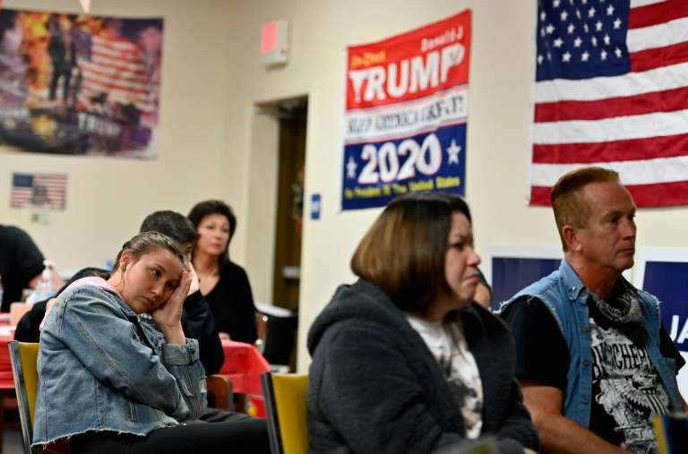 'Nobody won': Conservatives in Biden hometown left cold by Trump debate