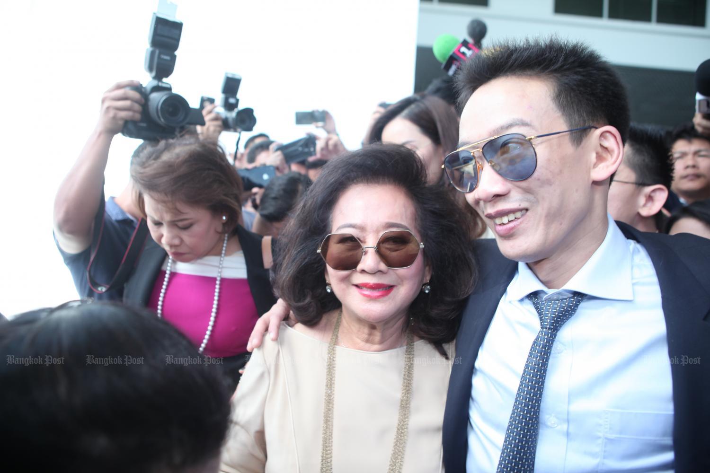 Potjaman calls Pheu Thai shots